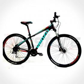 Bicicleta Venzo Eolo - 24 Velocidades - Freno Disco Hidráulico