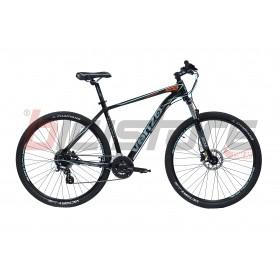 Bicicleta Venzo Thorn - 24 Velocidades - Frenos a Disco Hidráulicos