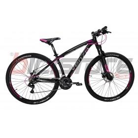 Bicicleta Venzo Loki - 21 Velocidades - Frenos a Disco Mecánicos